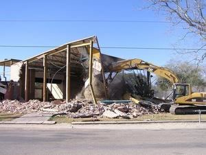 Demolition Company in Victoria Texas