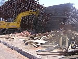 Demolition Services in Victoria Texas