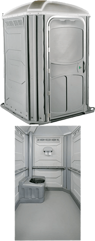 Handicap Portable Porta Potty Toilet Rentals